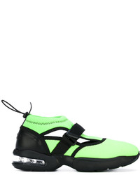 MSGM Crossover Strap Sneakers