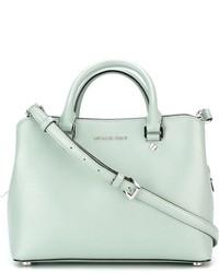 7b8e5eacc2b4a5 MICHAEL Michael Kors Women's Mint Leather Tote Bags from farfetch ...