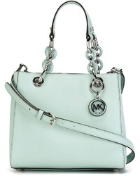 1a8ef54456f6 MICHAEL Michael Kors Women's Mint Leather Tote Bags from farfetch ...