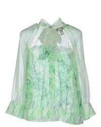 Mint long sleeve blouse original 10021488