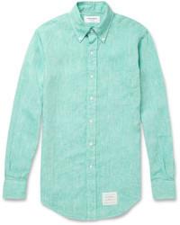 Mint Long Sleeve Shirts for Men | Men's Fashion