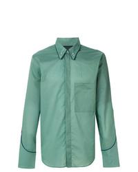 Golden Goose Deluxe Brand Casual Pocket Shirt