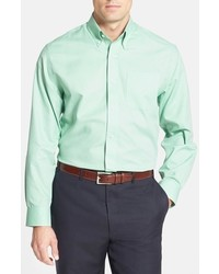 Nailshead classic fit sport shirt medium 600996