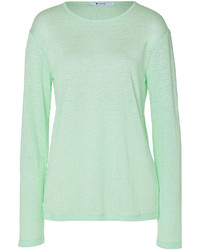 Mint Long Sleeve T-shirt