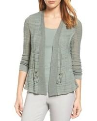 Cinched waist cardigan medium 4913630