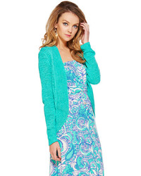 Lilly Pulitzer Final Sale Amalie Open Front Cardigan