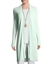 Long ribbed cardigan aurora plus size medium 4472561