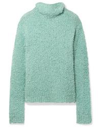 Sies Marjan Sukie Oversized Boucl Turtleneck Sweater