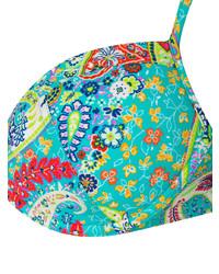 Etro Paisley Collage Bikini