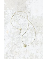 Urban Outfitters Under The Moon Gem Necklace