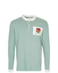 Mint Polo Neck Sweater