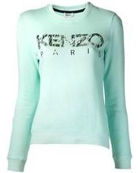 Sequinned logo sweatshirt medium 80919