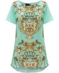 Mint in deetz we trust tee medium 46800