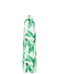 BRIGITTE Halterneck Long Dress
