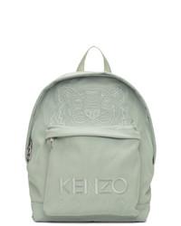 Kenzo Grey Kampus Tiger Backpack
