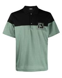 Fendi Ff Polo Shirt