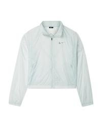 Nike Run Division Cropped Shell Jacket