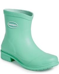 Havaianas Galochas Low Matte Waterproof Rain Boot