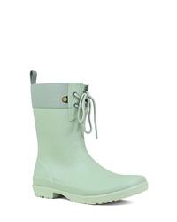 Bogs Lace Up Waterproof Rain Boot