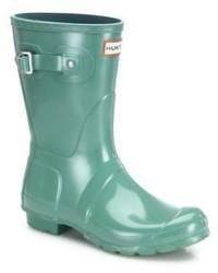 Hunter Original Short Gloss Rubber Rain Boots