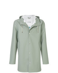 Mint Raincoat