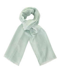 Dorothy Perkins Mint Sparkle Border Scarf