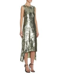 Altuzarra Celia Sequin Shift Dress