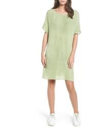 Cotton Emporium Woven Shift Dress