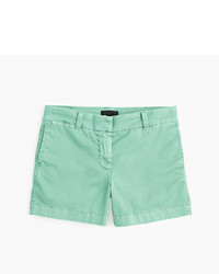 J.Crew 4 Stretch Chino Short