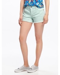 Old Navy Boyfriend Cutoffs For