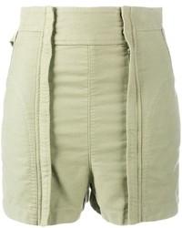 Chloé High Waisted Shorts