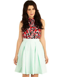 Naturally Nimble Skirt In Mint
