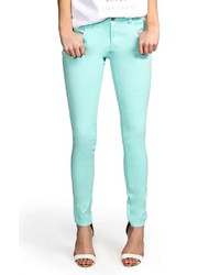 Boohoo Evie Low Rise Skinny Jeans