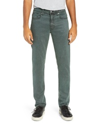 Fidelity Denim Jimmy Slim Straight Leg Pants