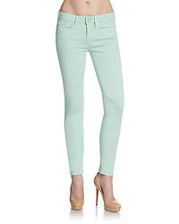 Vince colored skinny ankle jeans medium 29278