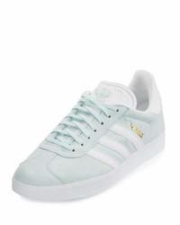 adidas Gazelle Original Suede Sneaker Light Green