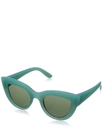 Dot Dash Round Sunglasses