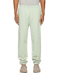 Les Tien Green Heavyweight Classic Lounge Pants