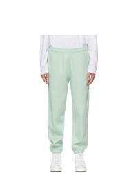 Nike Green Nrg Wash Lounge Pants