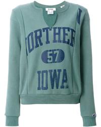 Printed sweatshirt medium 4155962