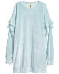 Velour sweatshirt medium 3767858