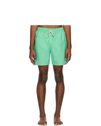 Polo Ralph Lauren Green Traveler Swim Shorts