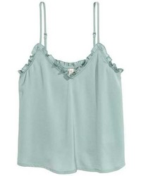 H&M Satin Camisole Top