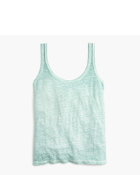 Scoopneck linen tank top medium 3726045