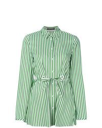 Luisa Cerano Striped Shirt