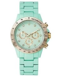 Mossimo Analog Watch With Decorative Dials Mint Tm