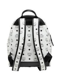 Mochila blanca de MCM, $1,198 | LUISAVIAROMA | Lookastic