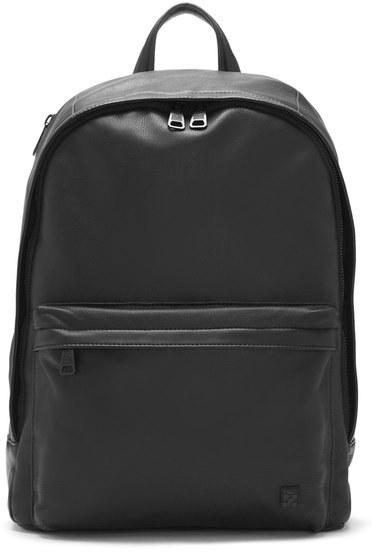 nueva llegada profesional mejor calificado diseños atractivos $348, Mochila de cuero negra de Vince Camuto