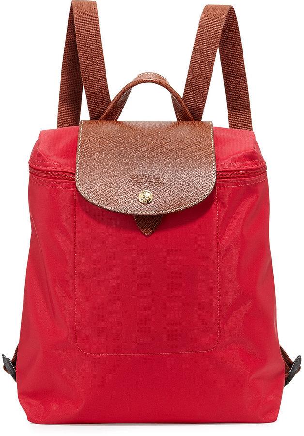 Bolsa Longchamp Roja