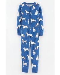 Mono corto azul